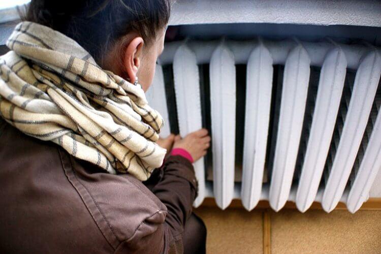 Температура в квартире осенью