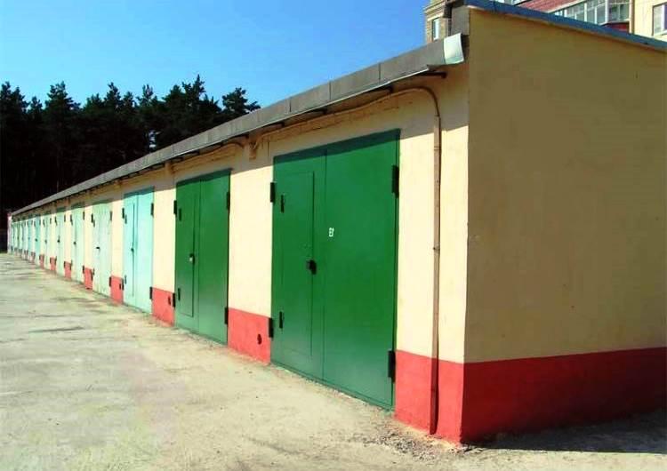 Как можно оформить гараж в собственность