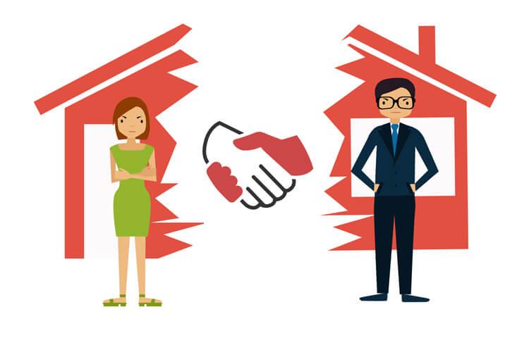 Соглашение о разделе имущества супругов в 2020 году