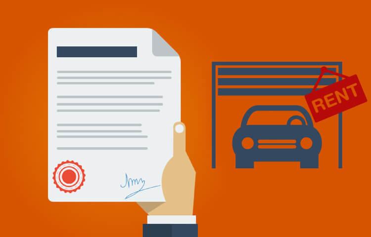 Особенности договора на аренду гаража между физическими лицами в 2019 году