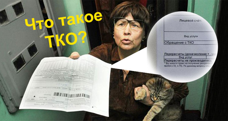 ТКО в квитанции: что это такое и что значит графа обращение с твердыми бытовыми отходами, почему с электричеством и как оплачивать