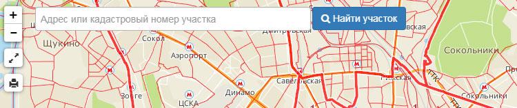 Кадастровая карта удмуртской республики
